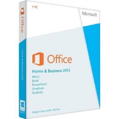 License Microsoft Office Home and Business 2013